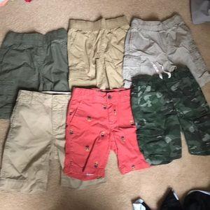 Boys short set
